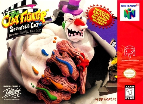 Release - ClayFighter: The Sculptor's Cut