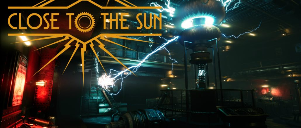 Close To The Sun Launch Trailer