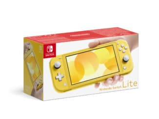 News - Closer look at Nintendo Switch Lite at Gamescom 2019