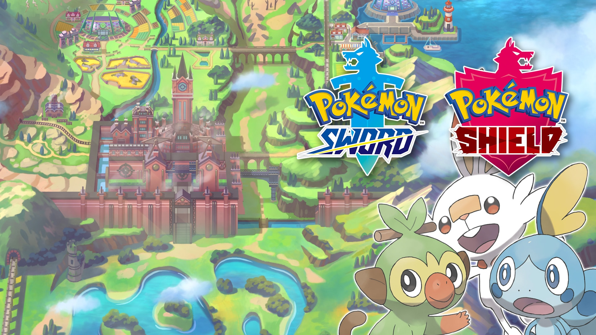 Closer look at Pokemon Sword and Shield's Battle Interface