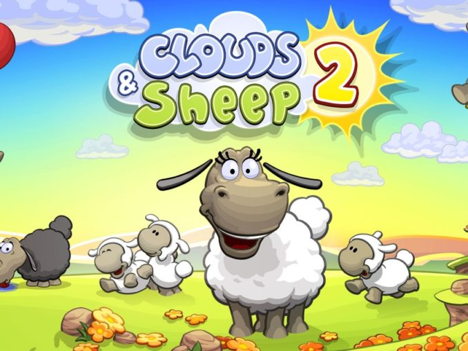 Release - Clouds & Sheep 2