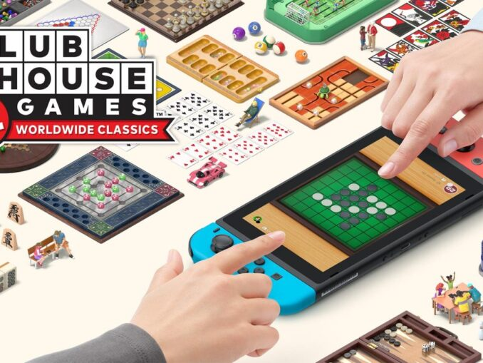 Nieuws - Clubhouse Games: 51 Worldwide Classics – versie 1.1.2 update