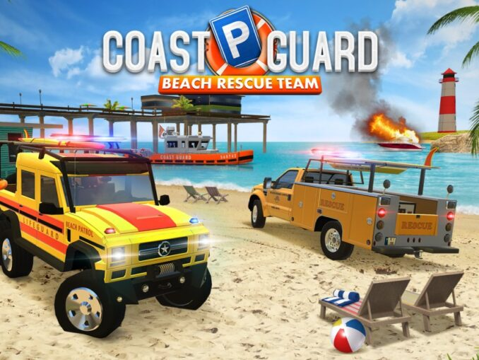 Release - Coast Guard: Beach Rescue Team