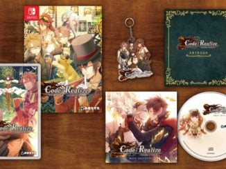 Code: Realize ~Guardian of Rebirth~ Collector's Edition revealed