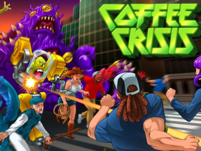 Release - Coffee Crisis