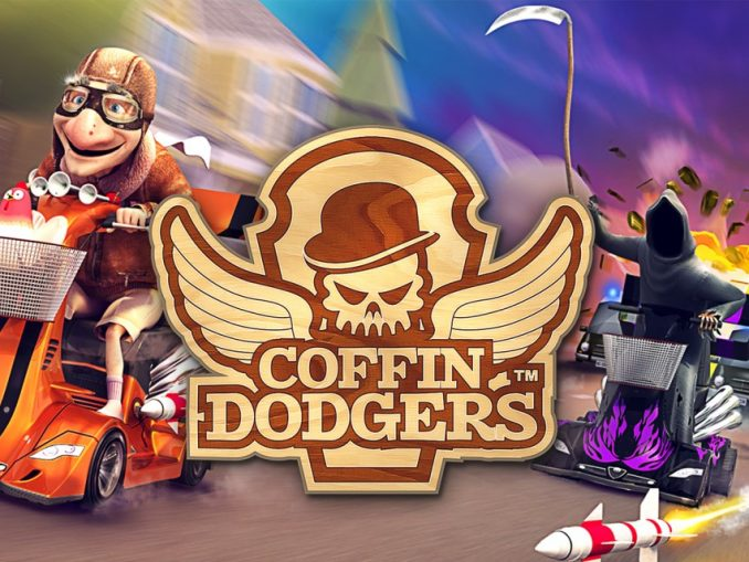 Release - Coffin Dodgers