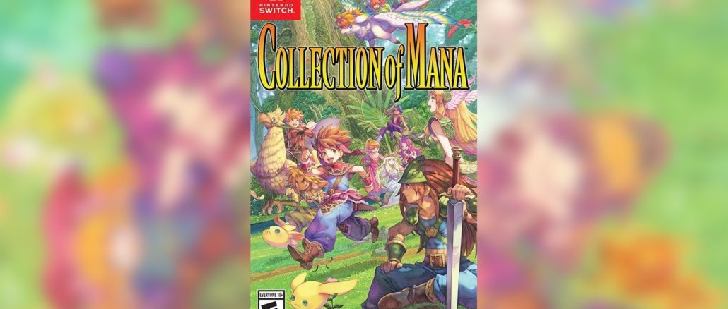 Collection Of Mana – Getting Physical Release on August 27th