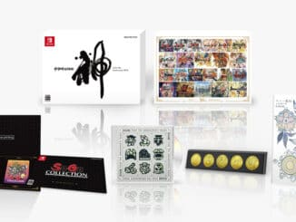 Nieuws - Collection Of SaGa Final Fantasy Legend 30th Anniversary Limited Edition aangekondigd