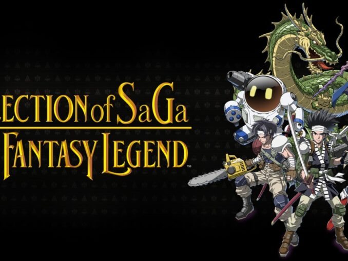 Release - COLLECTION of SaGa FINAL FANTASY LEGEND