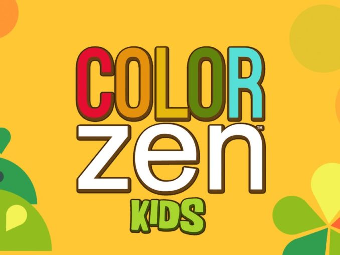 Release - Color Zen Kids