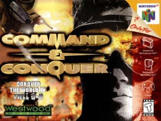 Release - Command & Conquer
