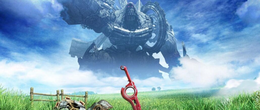 Xenoblade Chronicles: Definitive Edition Gameplay Graphics vergeleken