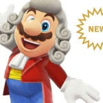 Conductor Wig & Outfit In Super MarioOdyssey