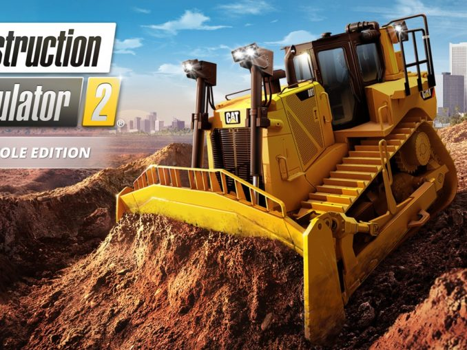 Release - Construction Simulator 2 US – Console Edition
