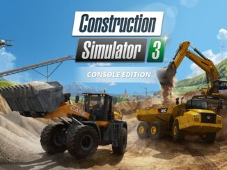 Construction Simulator 3 – Console Edition