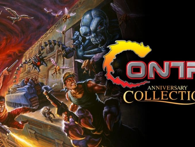 Release - Contra Anniversary Collection