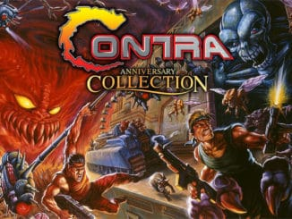 Contra Anniversary Collection – First 20 Minutes