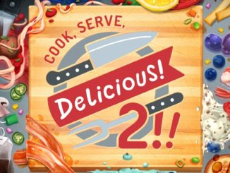 Release - Cook, Serve, Delicious! 2!!