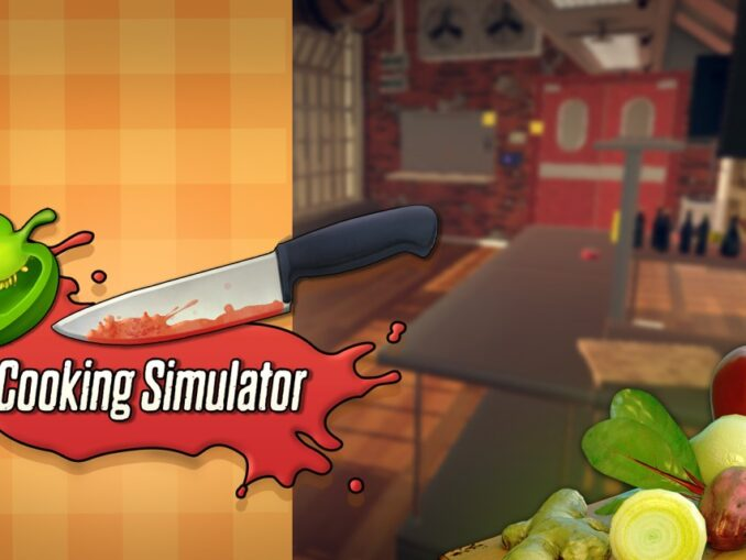 Release - Cooking Simulator