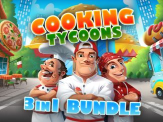 Release - Cooking Tycoons – 3 in 1 Bundle