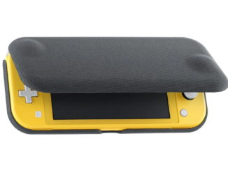 Cool Nintendo Switch Lite flip cover case