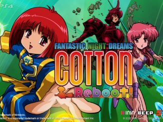 Cotton Reboot! Trailer met nieuwe en retro-gameplay