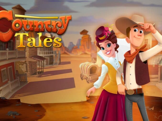 Release - Country Tales