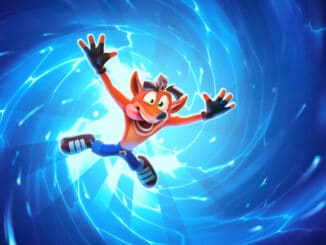 Crash Bandicoot 4: It's About Time bestandsgrootte 9,4 GB