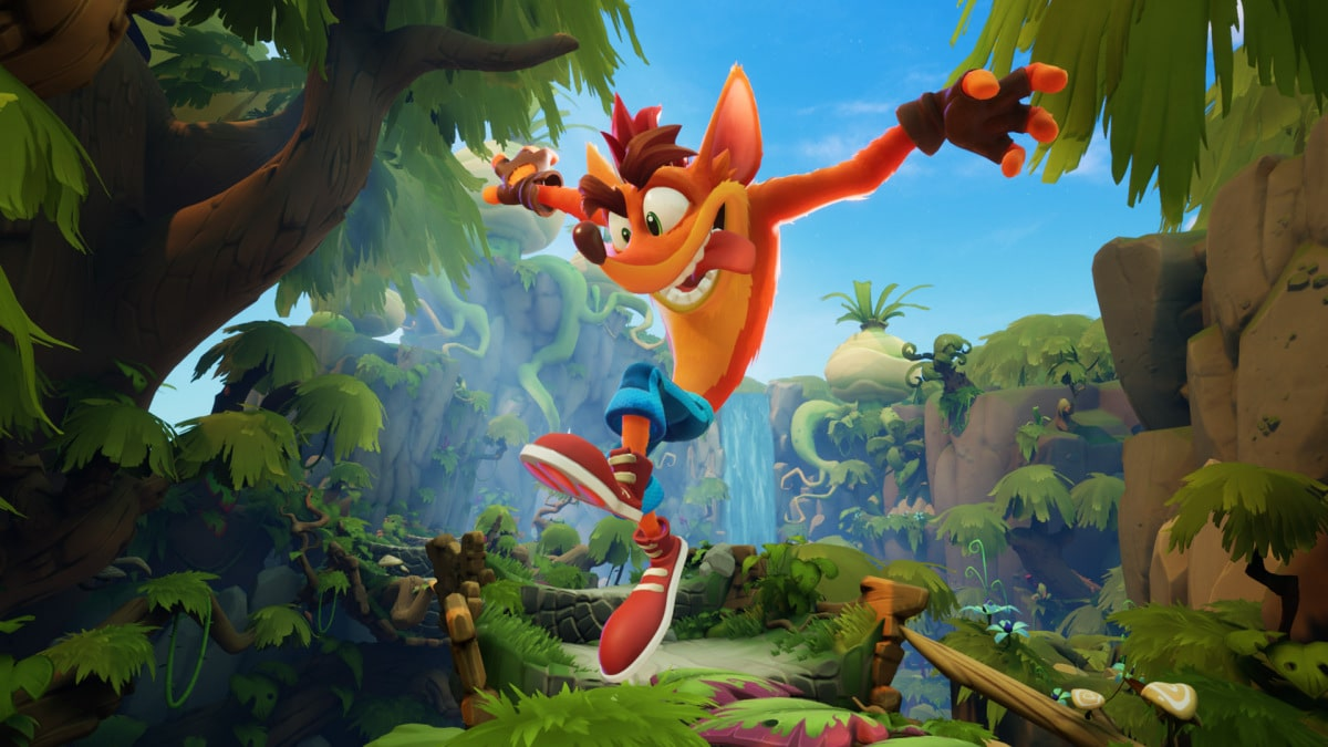 Crash Bandicoot 4 website source code noemt Nintendo Switch