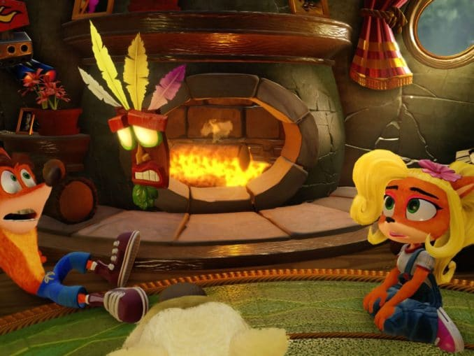 Nieuws - Crash Bandicoot N. Sane Trilogy footage – 12 minuten