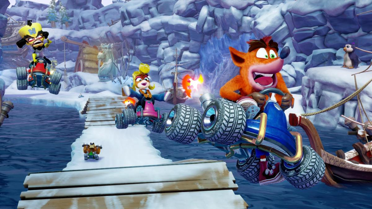 Crash Team Racing Gameplay Trailer