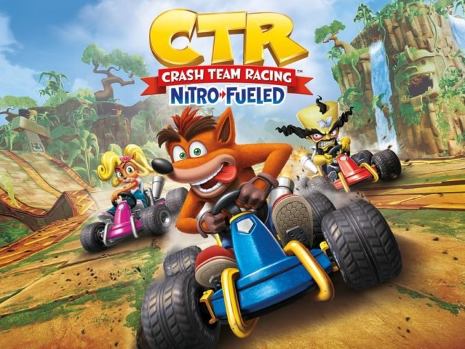 Release - Crash™ Team Racing Nitro-Fueled