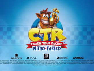 Crash Team Racing Nitro-Fueled komt Juni 2019
