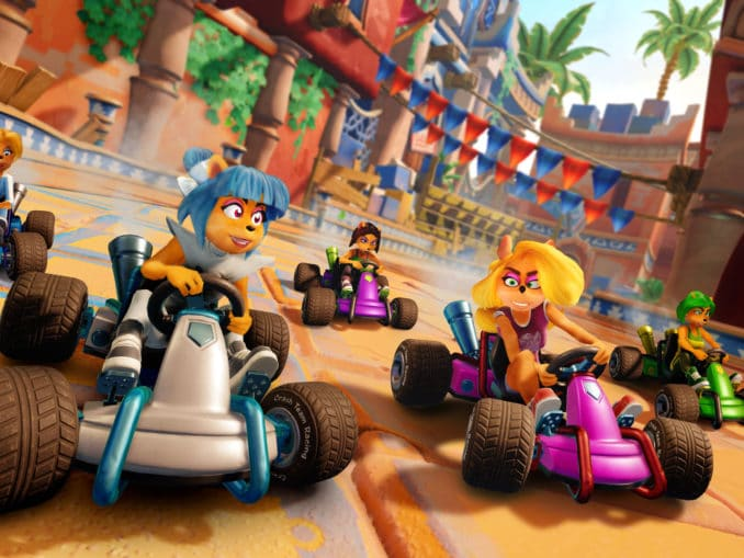 News - Crash Team Racing Nitro-Fueled Grand Prix Introduction