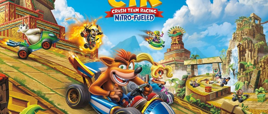 Crash Team Racing Nitro-Fueled – Laatste Grand Prix-evenement