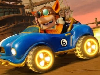 Crash Team Racing Nitro-Fueled Launch Trailer
