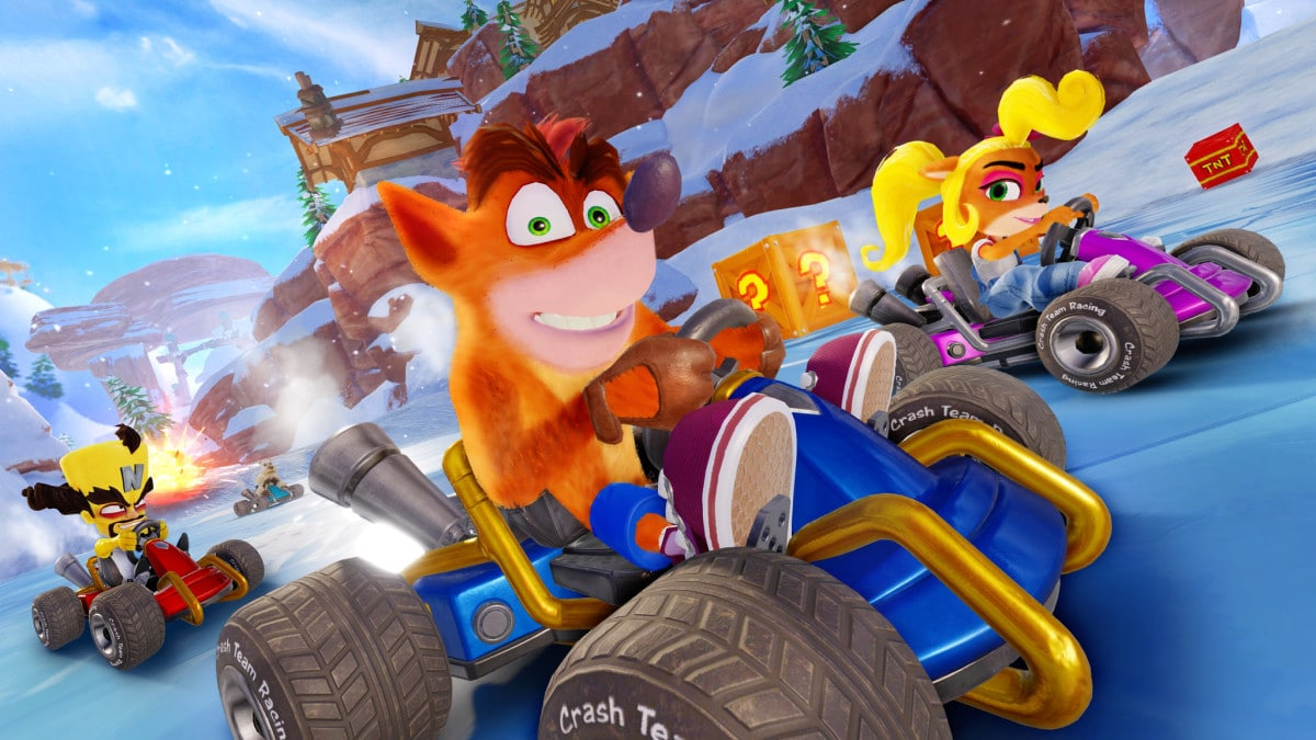 Crash Team Racing Nitro-Fueled Opening Cinematic