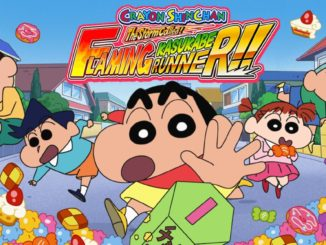 Release - CRAYON SHINCHAN The Storm Called FLAMING KASUKABE RUNNER!!