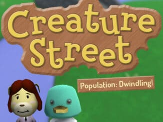 Creature Street – een Animal Crossing indie knock off