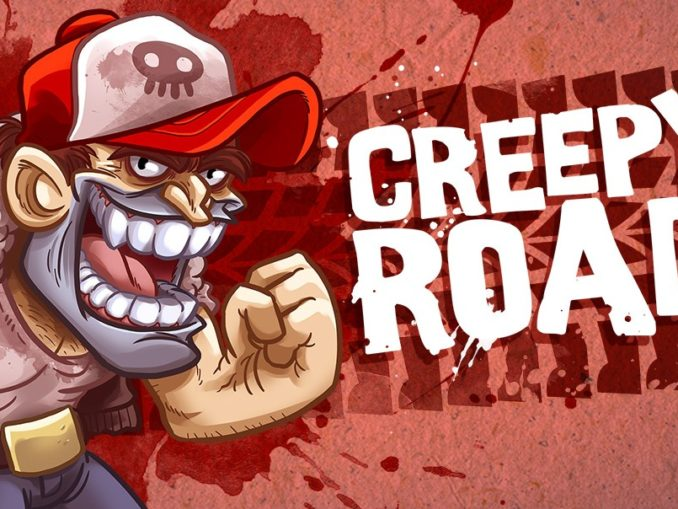 News - Creepy Road coming this March