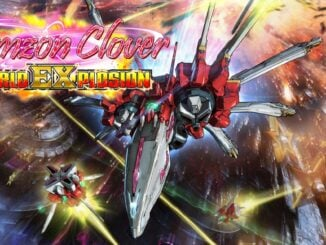 Crimzon Clover – World EXplosion