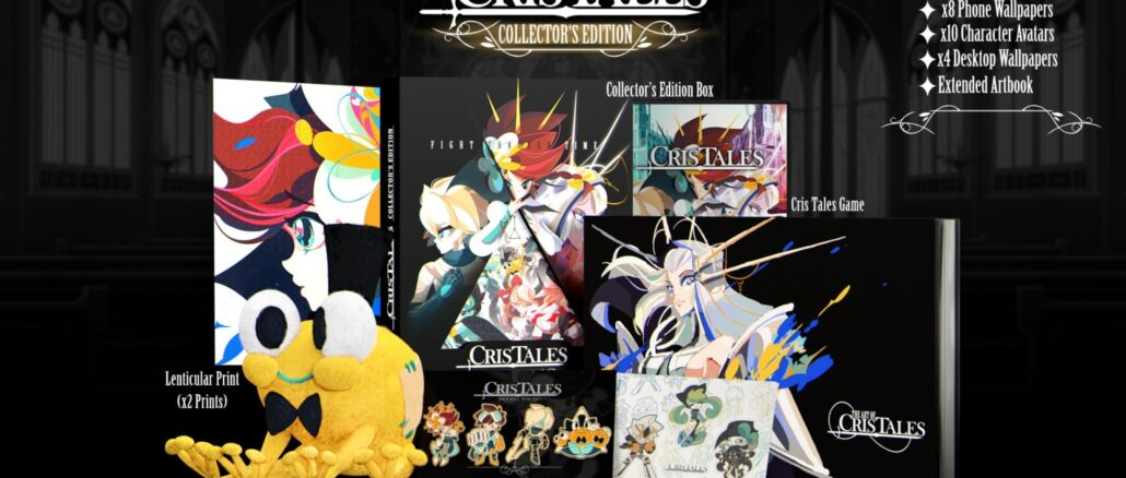 Cris Tales Limited Collector's Edition onthuld