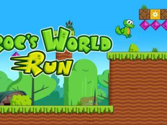 Release - Croc's World Run