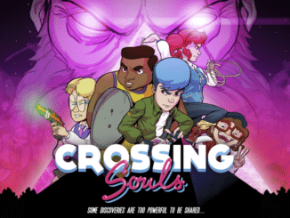 Crossing Souls is coming