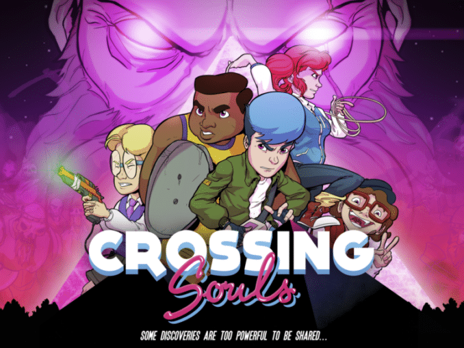 News - Crossing Souls launch trailer