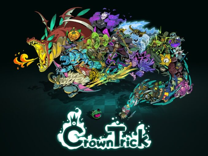 Release - Crown Trick