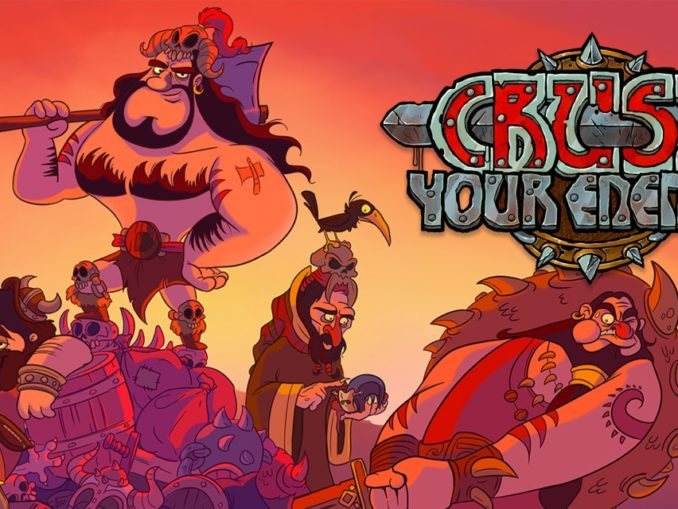 Release - Crush Your Enemies!