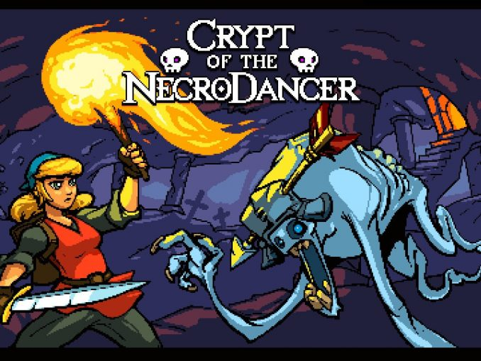News - Crypt of the NecroDancer release datum