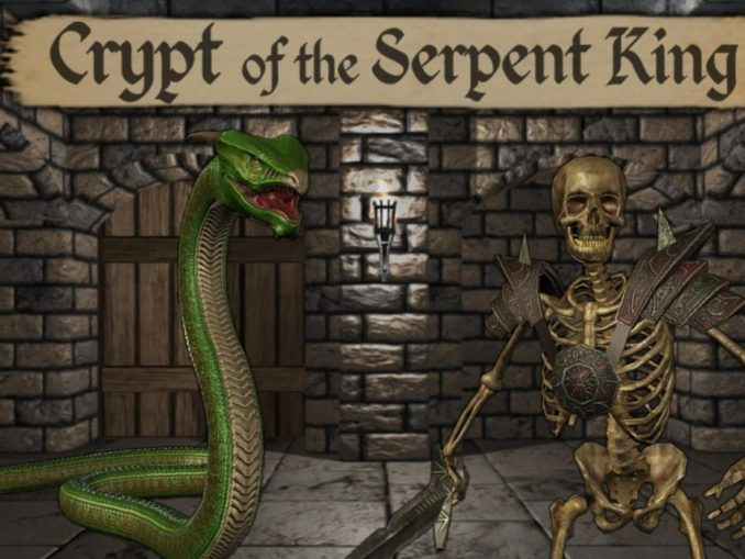 Release - Crypt of the Serpent King