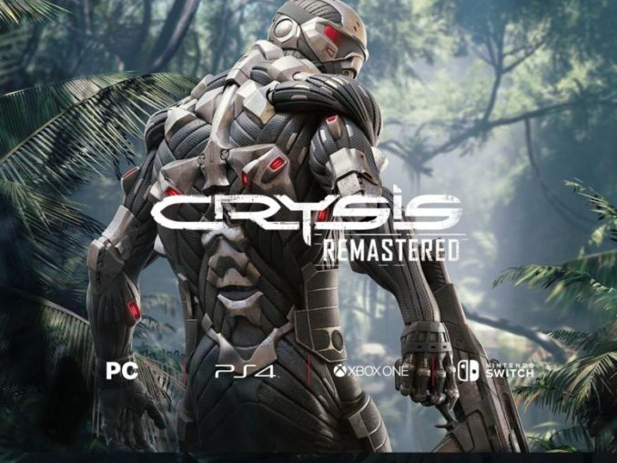 Nieuws - Crysis Remastered gelekt